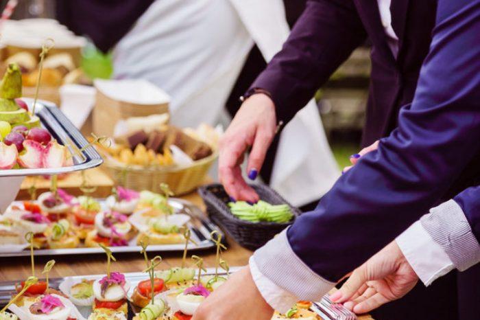buffet evenement entreprise