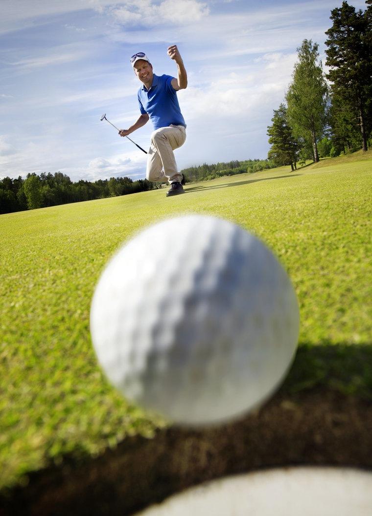 golf animation entreprise